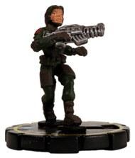 Heroclix Unleashed 004 HDC Trooper