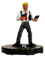 Heroclix Unleashed 008 Gotham Undercover