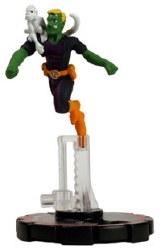 Heroclix Unleashed 020 Brainiac 5