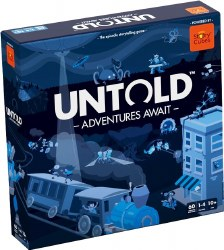 Untold: Adventures Await