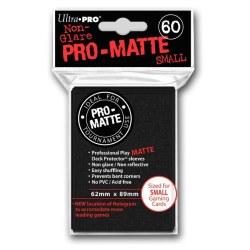 Ultra Pro Sleeves: 50 Pro-Matte Black