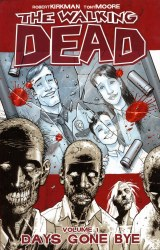Walking Dead Volume 1 Days Gone Bye GN