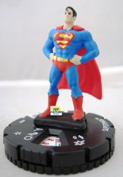 Heroclix World's Finest 001 Superman