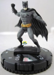 Heroclix World's Finest 004 Batman