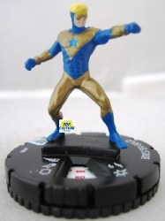 Heroclix World's Finest 008 Booster Gold