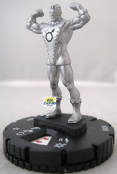 Heroclix World's Finest 009 Iron