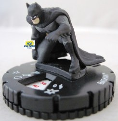 Heroclix World's Finest 018 Batman