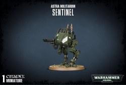 Warhammer 40,000: Astra Militarium Sentinel