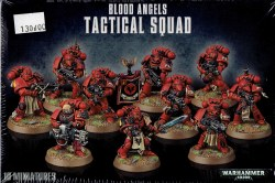 Warhammer 40,000: Blood Angels Tacticul Squad