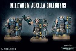 Warhammer 40,000: Bullgryns