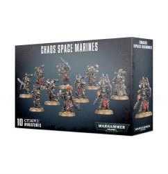 Warhammer 40,000: Chaos Space Marines
