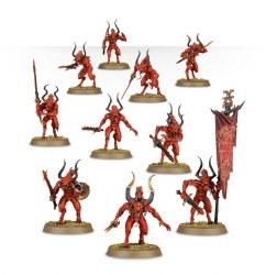 Warhammer 40,000: Daemons of Khorne Bloodletters