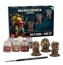 Warhammer 40,000: Death Guard + Paint Set