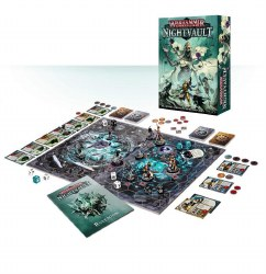 Warhammer: Underworlds Nightvault Core Set