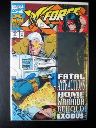 X-Force 25 Signed
