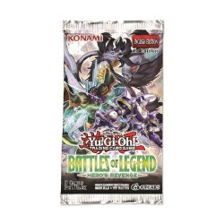 Yugioh Battle of Legend Hero's Revenge