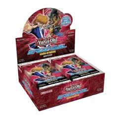 Yughio Speed Duel: Scars of Battle Booster Box