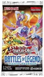 Yugioh Battles of Legend: Light's Revenge Booster Pack