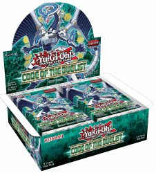 Yugioh Code of the Duelist Booster Box