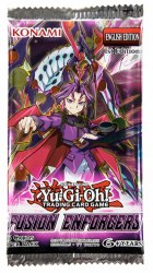 Yugioh Fusion Enforcers Booster Pack