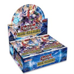 Yugioh Hidden Summoners Booser Box