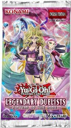 Yugioh Legendary Duelists: Sisters of the Rose Booster Pack