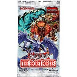 Yugioh Secret Forces Booster Pack