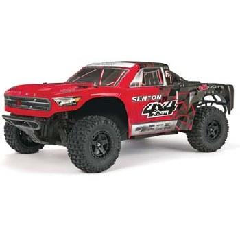 ARRMA Senton 4x4 Short Course Truck Red/ Black