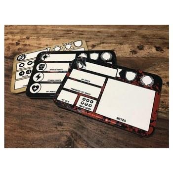 5E: Dry Erase Tracker Boards