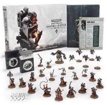 Sisters of Battle Army Set
