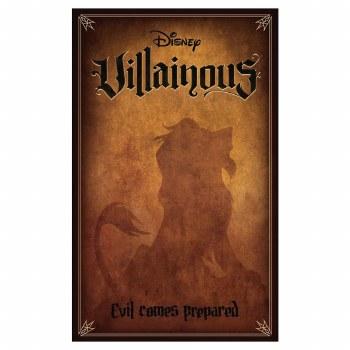 Villainous: Evil Comes Prepare