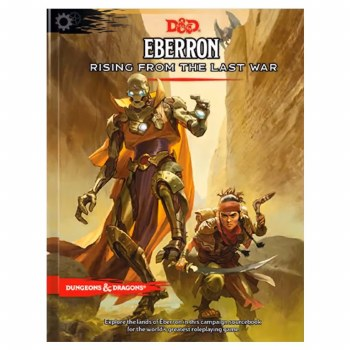 D&D 5th: Eberron Rising from the Last War