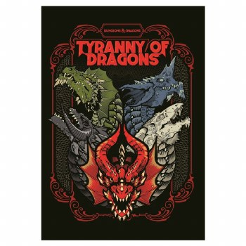 D&D 5th: Tyranny of Dragons