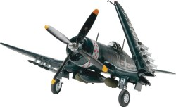 1/48 Vought F4U Corsair® Plastic Model Kit