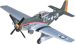 1/48 P-51D Mustang Plastic Model Kit