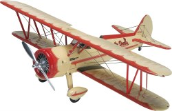 1/48 Stearman Aerobatic Plastic Model Kit