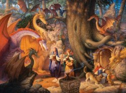 Confabulation of Dragons 1000p