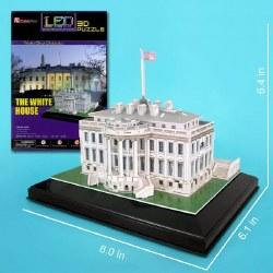 White House 56 Piece Puzzle
