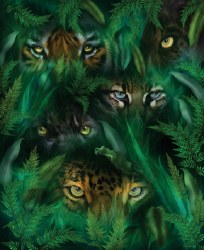 Jungle Eyes 1500pc