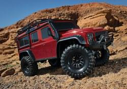 TRX4 Scale & Trail Crawler