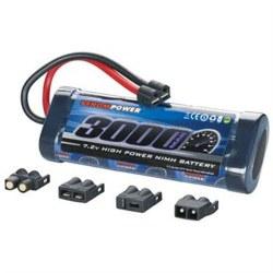 Venom 7.2V NiMH 3000mAh Universal Battery Pack VNR1532
