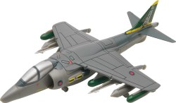 1/100 SnapTite® Harrier GR7 Plastic Model Kit