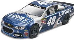 1/24 2016 #48 Jimmie Johnson® LOWE's Chevy® SS Model Kit