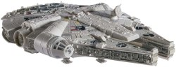 Star Wars Millennium Falcon Model Kit Level 2 Model Kit