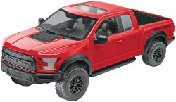 1/25 2017 Ford F-150 Raptor Plastic Model Kit