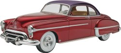 1/25 '50 Olds Custom Plastic Model Kit