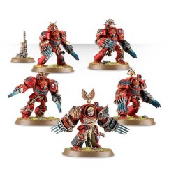 Blood Angels: Terminator Assault Squad