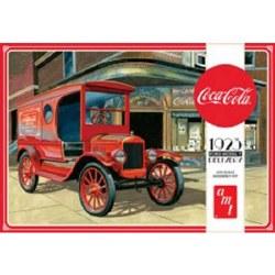 1/25 1923 Ford Model T Delievery, Coca Cola