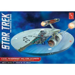 1/537 Star Trek Enterprise Cut