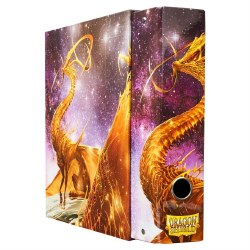 Binder Dragon Shield Slipcase - Gold